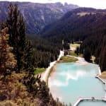 Curage Lac Rosière - Courchevel - Savoie