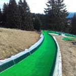 Tubbing - Le Revard - Savoie