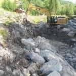 Renforcement de Berges - La Giettaz - Savoie