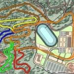 Stade de biathlon et infrastructures associées de Bakuriani (Géorgie)